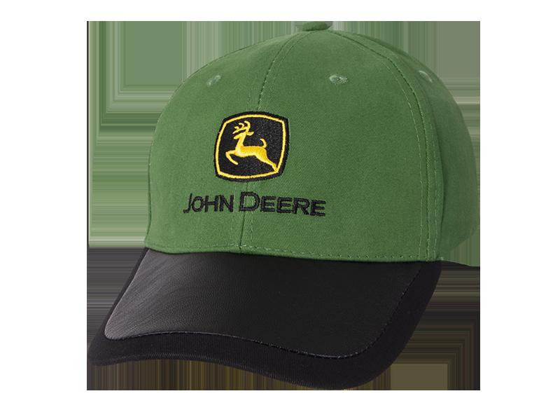Johnny/'s View Cap John Deere