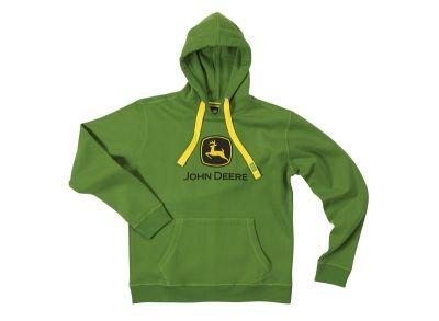 """Kapuzen-Sweatshirt """"John Deere"""""""