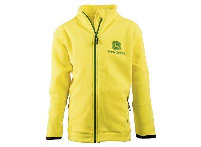 High Visibility Fleece Jacket for Children
