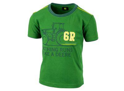 "T-shirt: ""6R"""