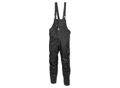 Bib & Brace Trousers Black