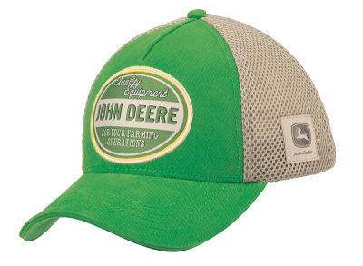 Mesh Cap Quality Equipment green