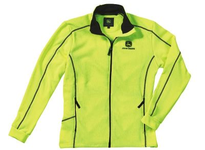 "Strickfleece-Jacke ""High Visibility"""