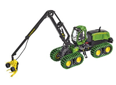 Abatteuse JohnDeere 1270G 8 roues