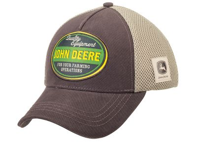 Mesh Cap Quality Equipment brown