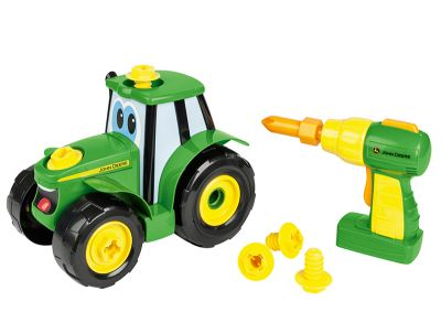 Construisez votre Johnny le tracteur