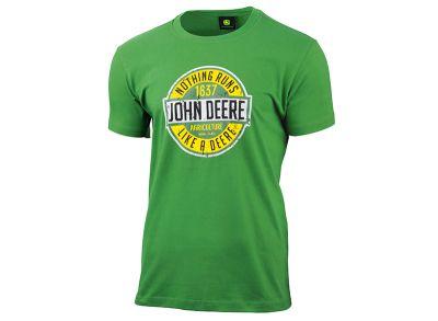 T-shirt Nothing Runs Like A Deere