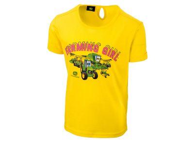 T-shirt dla dziewcząt