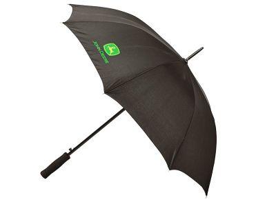 Klassischer, schwarzer Regenschirm