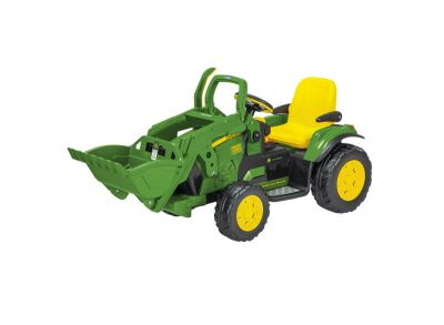 Tracteur JohnDeere avec chargeur frontal