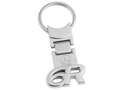 Porte-clés en métal 6R