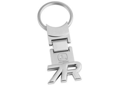 7R Metal Key Ring