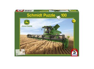 Puzzle 'John Deere S670'