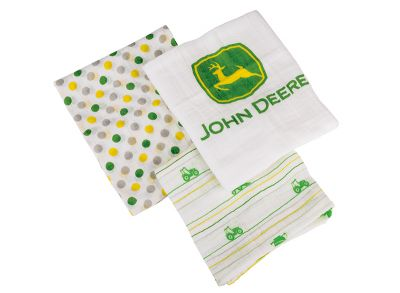 Baby Cotton Cloth (3-pack)