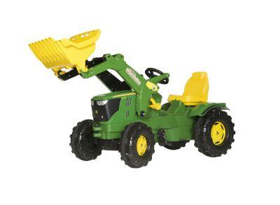 rollyFarmtrac John Deere 6210R Tractor with Loader