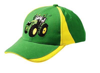 Children's Tractor Cap