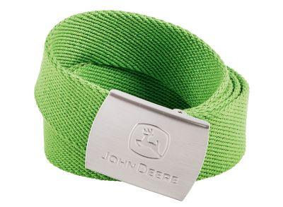 Stoffen riem, groen