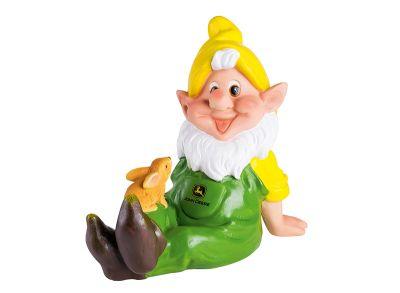 Sitting Garden Gnome