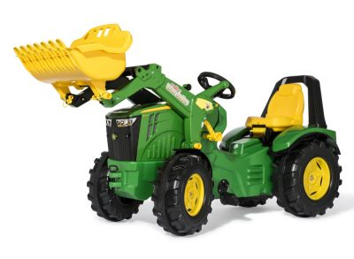 rollyX-Trac John Deere 8400R Tractor with Front Loader
