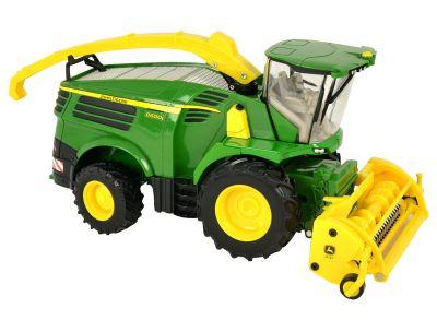 John Deere 8600i Self Propelled Harvester