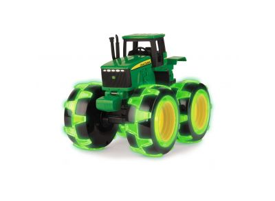 "Veículo Gator ""Monster Treads"" com rodas luminosas"
