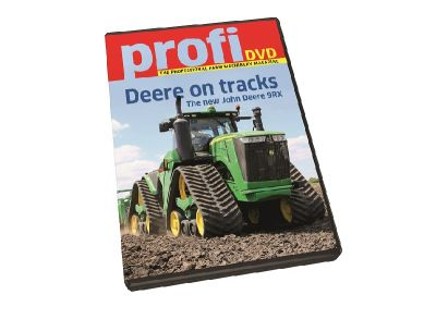 DVD Deere on tracks - The new John Deere 9RX