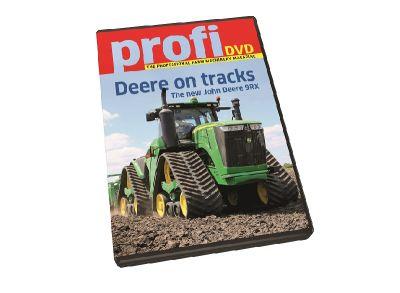 DVD Deere op de rupsbanden - De nieuwe John Deere 9RX