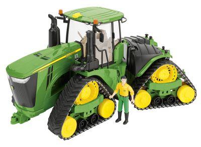 John Deere-tractor 9620RX jubileumeditie '100 jaar tractoren'