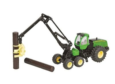 Máquina cortadora de árvores John Deere