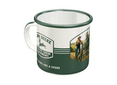 Enamel Mug 'Quality Farm Equipment'