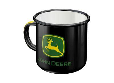 Tasse en émail «John Deere»