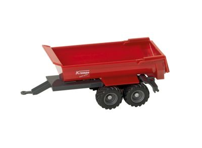 Half-Pipe Tipping Trailer
