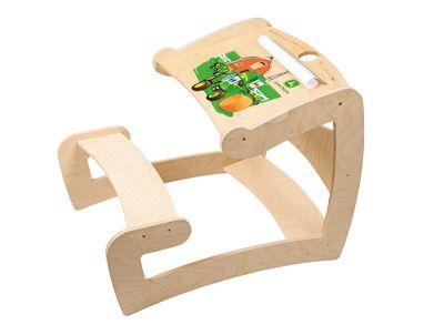 Wooden Desk for Children