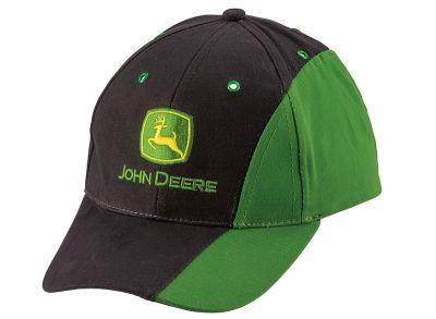 Zweifarbige Logo Cap