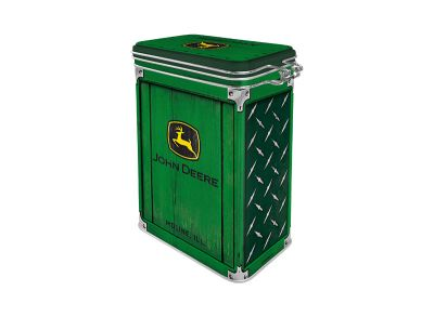 John Deere-doos met klemdeksel