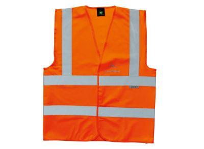 Veste de sécurité - Orange