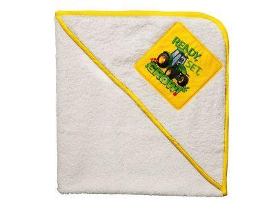 Handduk med huva för spädbarn