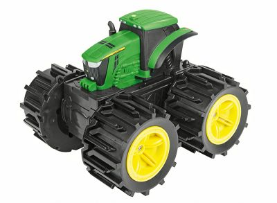 "Traktor ""Monster Tread"" mit Mega-Monster-Reifen"