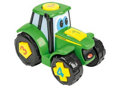 Apprend et joue avec Johnny le tracteur