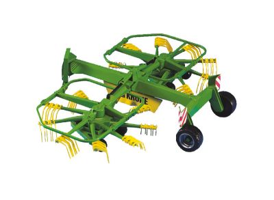 Krone Dual-Rotary Swath Windrower