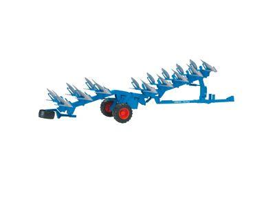 Lemken Semi-Mounted Reversible Plough Vari-Titan