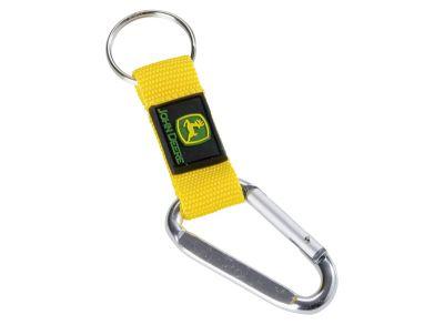 Nyckelring med karabinkrok