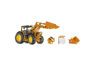 John Deere 7430 Municipality Tractor