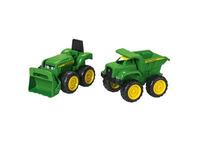 John Deere kleine voertuigen voor in de zandbak
