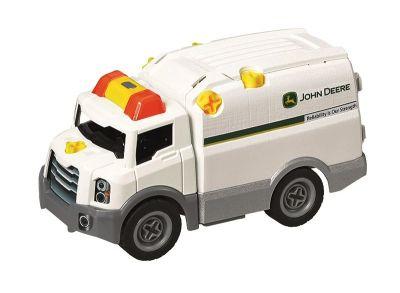 Juego de construcción de vehículo de mantenimiento