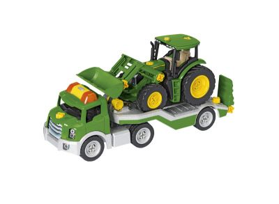 Transporter with JDTractor
