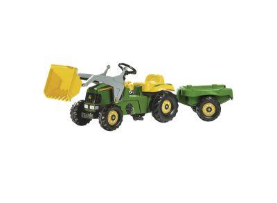 rollyKid John Deere Tractor with Loader
