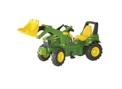 rollyFarmtrac John Deere 7930 Tractor with Front Loader and Pneumatic Wheels
