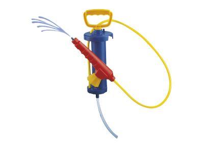 Pump with Spray Nozzle