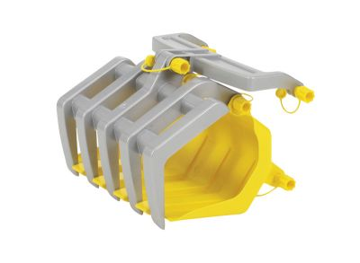 John Deere Bucket with Grab